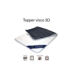 Topper Visco Soft 3D.