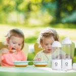 comidas para bebés
