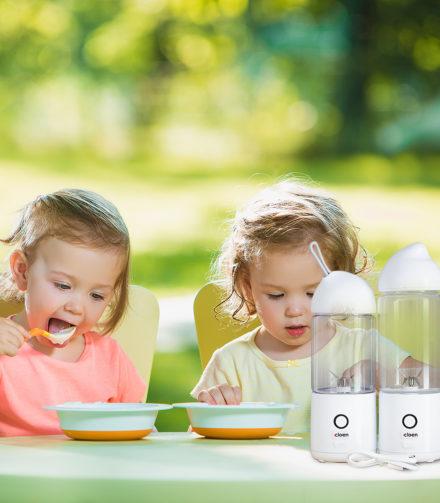 La comida de tu bebé ya no será más un problema