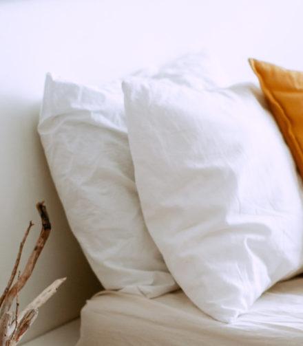 Almohada en tu descanso