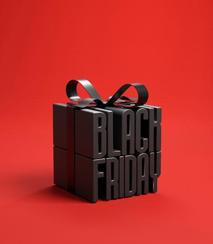Black friday o Viernes negro